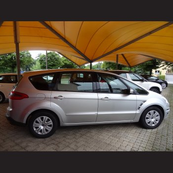 Ford smax 20 TDCI (silber)