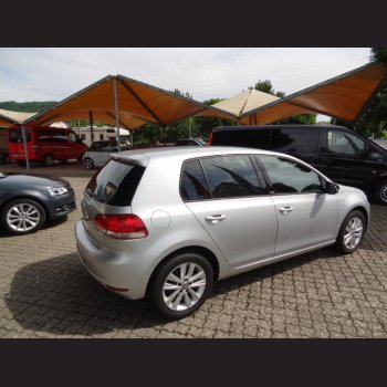 VW Golf 6 TDI DSG