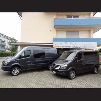 Mercedes Sprinter Facelife Allrad (grau)