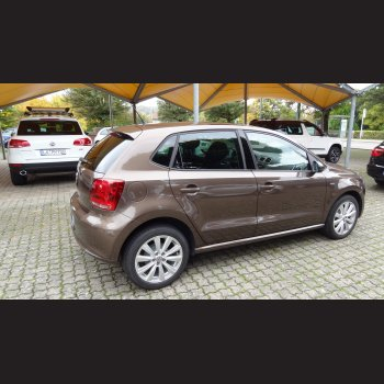 VW Polo (toffee brown)